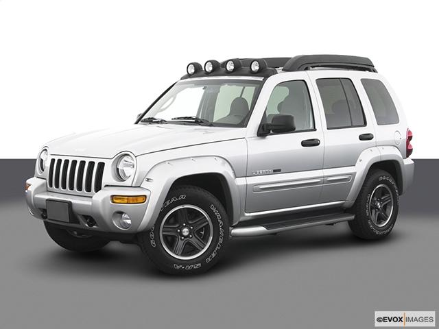 2004 Jeep Liberty - Viking Automotive