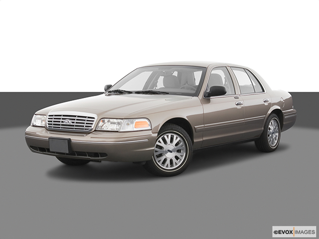 Ford Crown Victoria