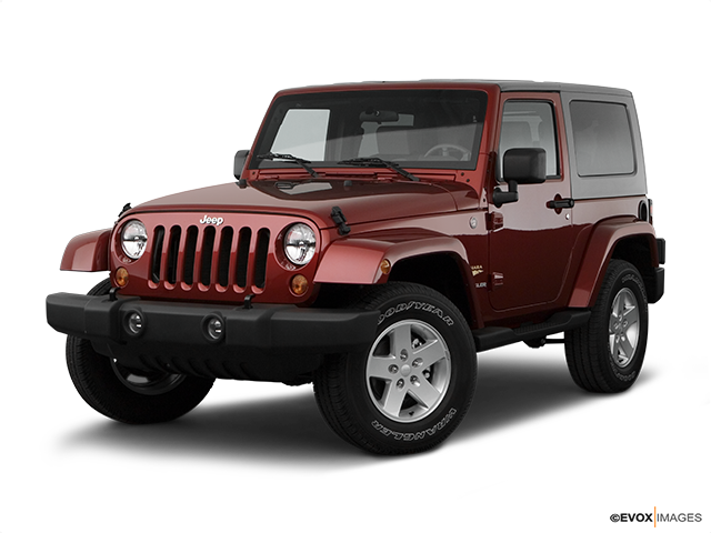 2007 Jeep Wrangler Redhawk Auto Service