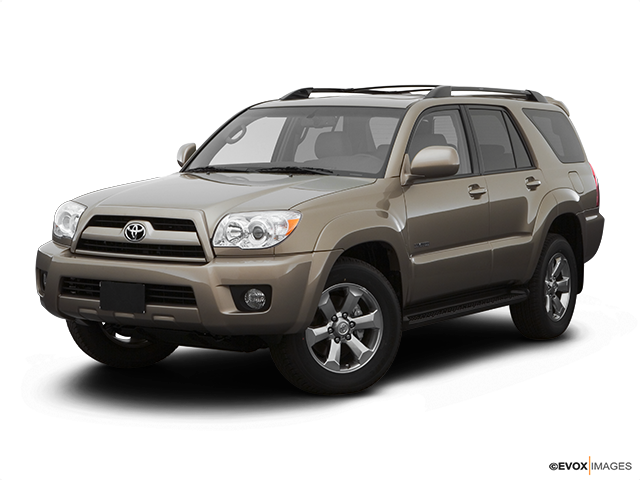 2007 toyota 4runner clinton auto service. Black Bedroom Furniture Sets. Home Design Ideas
