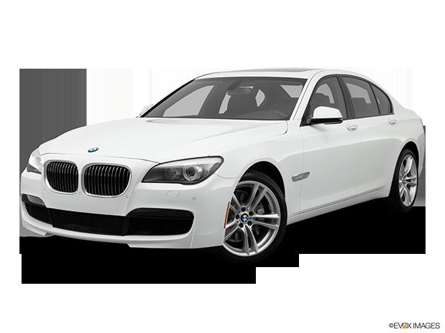 BMW 750xi