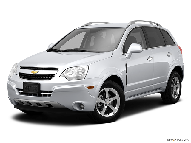 2014 Chevrolet Captiva Sport Transmission Clinic