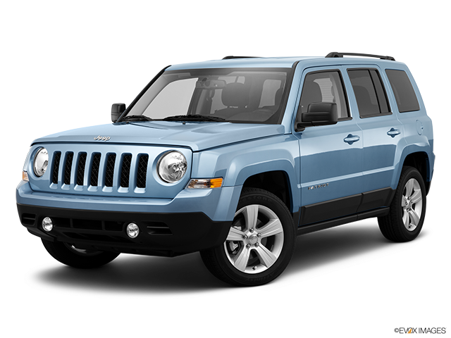 2014 Jeep Patriot - Bachman Auto Service & Repair