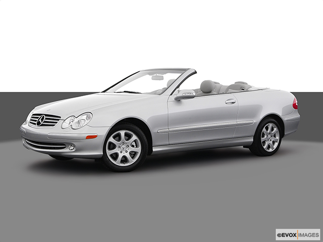 Mercedes-Benz CLK500