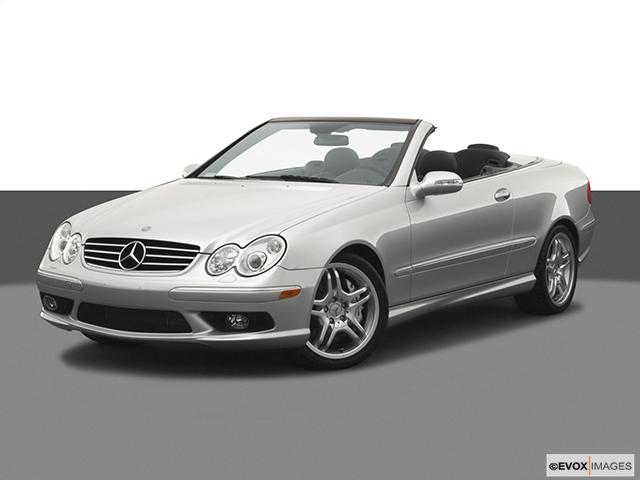 Mercedes-Benz CLK55