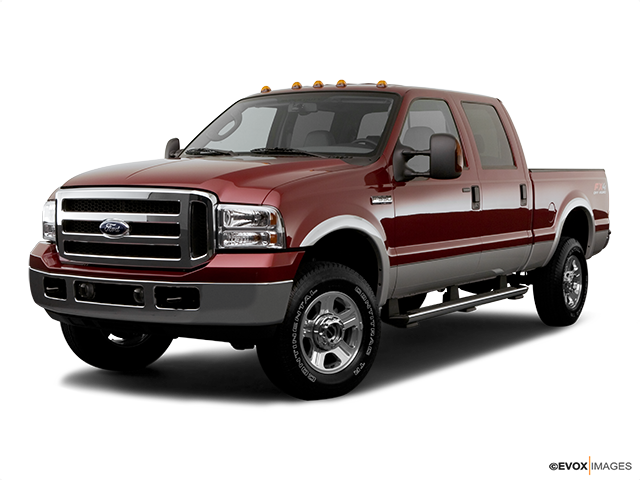 Ford F550 Super Duty