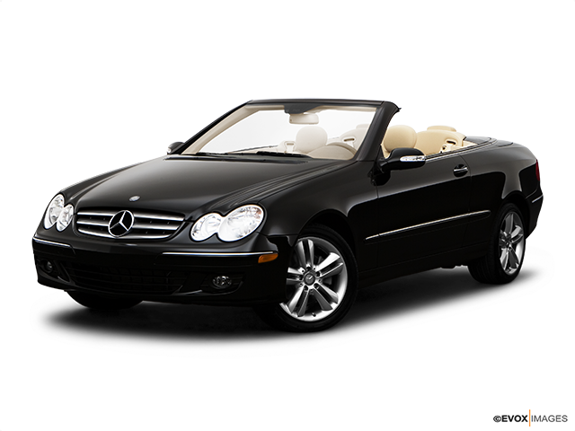 Mercedes-Benz CLK350