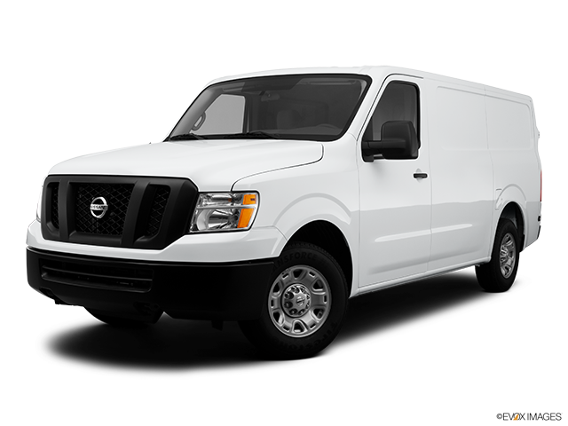 2012 Nissan Nv3500 Hd Dwains Automotive Of Edmond