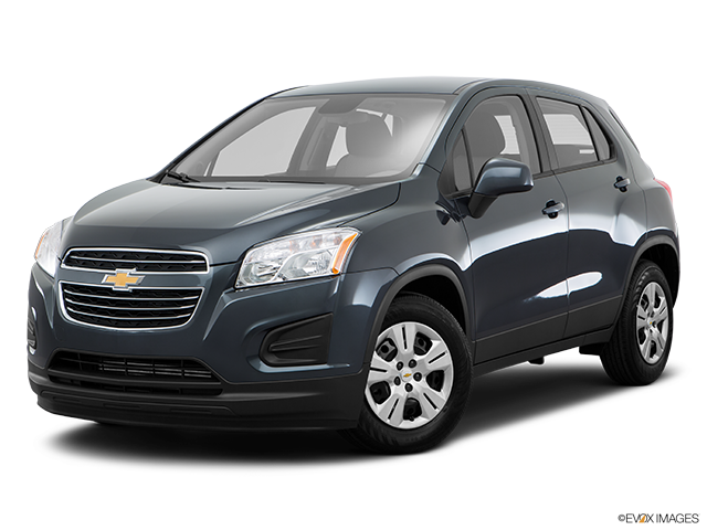 2016 Chevrolet Trax - Legend Motor Works