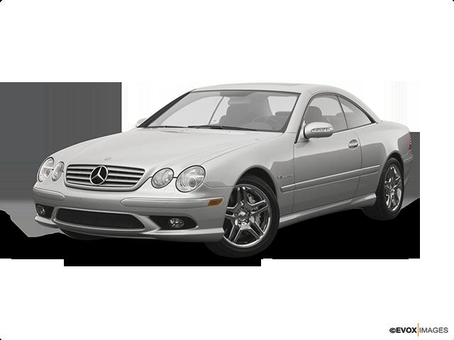 Mercedes-Benz CL55