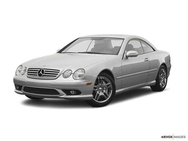 Mercedes-Benz CL55