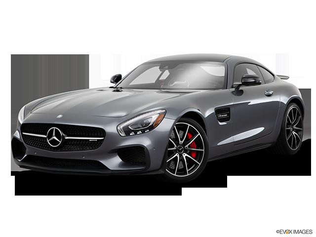 Mercedes-Benz GT S AMG