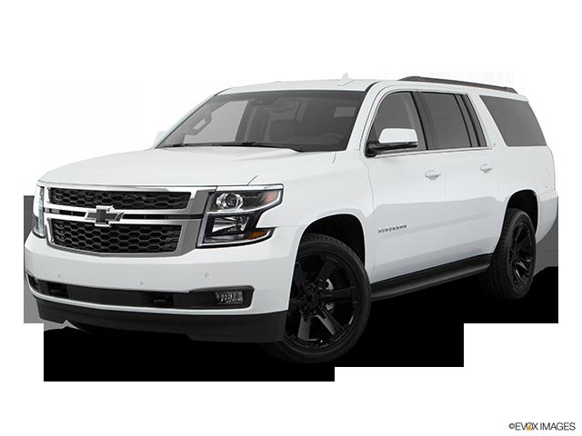 Chevrolet Suburban 3500 HD
